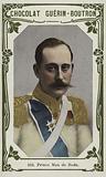 Prince Max de Bade