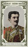 Prince heritier de Montenegro