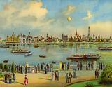 Exposition Universelle, Paris, 1900