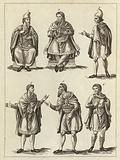 Clothes of the Anglo Saxons