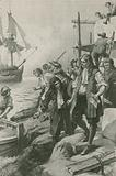 Winstanley carried off by pirates