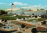 Sunken Gardens and Conservatory, Washington Park