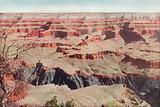 Grand Canyon, Arizona, looking across from Yavapai Point