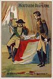 General Drouot advising Napoleon