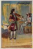 Jean-Baptiste Lully, Superintendent of Royal Music