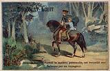 Fleeing his father's house, Jacques Amyot is picked up on the road by a traveller