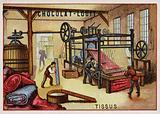 Cloth manufacturing