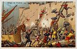 Siege of Paris by the Normans, 9th Century