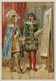 Anthony van Dyck, Flemish painter