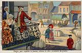 In order to prevent starvation, Anne-Robert-Jacques Turgot orders the free distribution of grain, France, c1770
