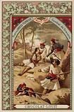 Fighting at Grevena, Greco-Turkish War, 9 April 1897