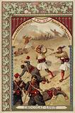 Battle of Farsala, Greco-Turkish War, 5 May 1897