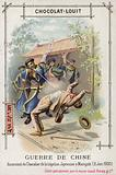 Killing of the chancellor of the Japanese legation, Boxer Rebellion, China, 11 June 1900