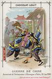 Murder of the German ambassador to Beijing, Boxer Rebellion, China, 16 June 1900