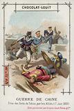 Capture of the Taku Forts by the Allies, Boxer Rebellion, China, 17 June 1900