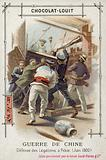 Defence of the legations in Beijing, Boxer Rebellion, China, June 1900