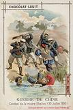 Battle of the Khailan River, Boxer Rebellion, China, 30 July 1900