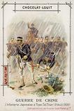 Japanese infantry at Tsan-Tai-Toun, Boxer Rebellion, China, 9 August 1900