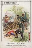 Battle of Dachirai, Boxer Rebellion, China, 9 August 1900