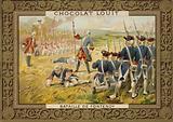 Battle of Fontenoy, 1745