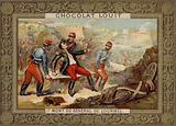 Death of General Lourmel, Battle of Inkerman, Crimean War, 1854