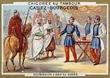 Surrender of Abdelkader to the French, Algeria, 1847