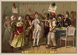 The sans-culottes invade the Tuileries Palace, French Revolution, 20 June 1792