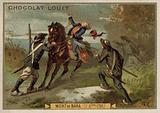 The death of Joseph Bara, Vendee Uprising, French Revolution, 7 December 1793