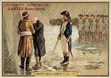 The execution of the Royalist General Francois de Charette, Nantes, 29 March 1796
