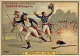 General Massena at the Battle of Lodi, Italy, 10 May 1796