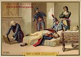 The death of General Hoche, 18 September 1797