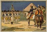 Battle of the Pyramids, Egypt, 21 July 1798
