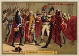 Coup of 18 Brumaire, French Revolution, 10 November 1799