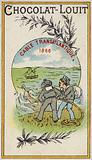 Transatlantic telegraph cable, 1866