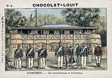 A blockhouse at Cotonou, Dahomey