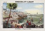 Algiers, Algeria, in 1830