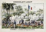 Battle of Poguessa, Dahomey, 1892