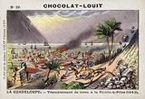 Earthquake at Pointe-a-Pitre, Guadeloupe, 1843