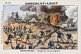 Siege of Tuyen Quang, Indochina, Sino-French War, 1884-1885