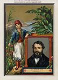 Heinrich Barth, German explorer