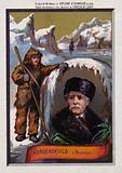 Adolf Erik Nordenskiold, Finnish-Swedish Arctic explorer
