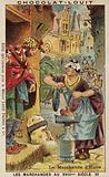 Oil seller, 18th Century