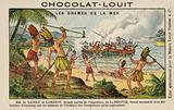 Killing of members of the La Perouse expedition, Samoa, 1787