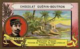 Adjutant Prat, French soldier and explorer