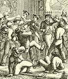 Gownsmen versus townsmen