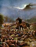 Sweyn's poisoned army, 1036
