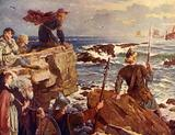 How the Danes came up the Channel a thousand years ago