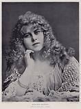 May Marton, English burlesque actress