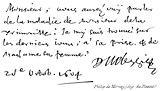 Philip de Mornay, (Seig: du Plessis)