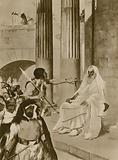 A tragic scene in Ancient Rome